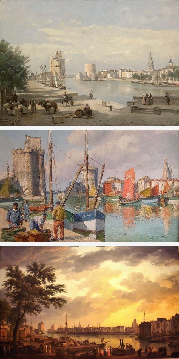 B b la rochelle location de chambres d 39 h tes centre ville - Chambre d hote la rochelle vieux port ...